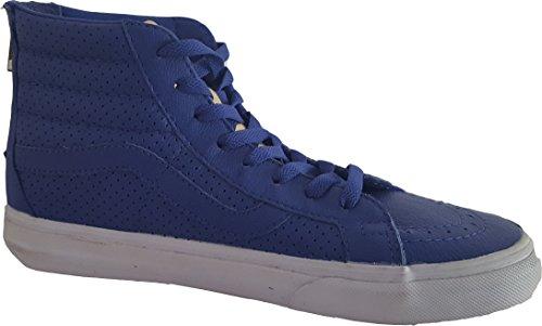 GOLD 42.5 EU Vans Sk8hi Reissue Zip Sneaker uomo marrone Blu PACK c6a