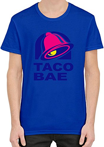 taco-bae-funny-slogan-t-shirt-homme-small