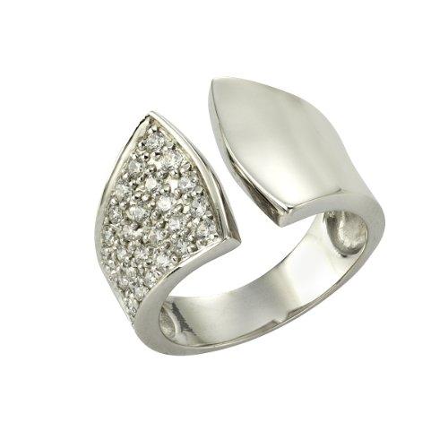 Celesta+-+Anello,+argento+sterling+925,+Donna