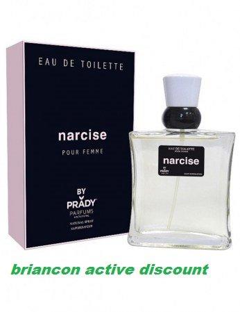 Parfum generique Femme Narcise EDT 100ml grande marque