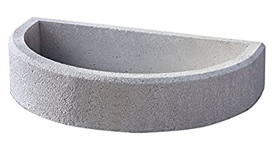 Buschbeck Grill Zubehör, Sockelerhöhung für Grillkamin Rondo und Wellington, weiß, 67 x 109 x 20 cm, 90082.000