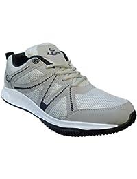lancer mens Grey Hydra sports shoes