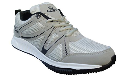 Lancer Mens Grey Hydra Sports Shoes