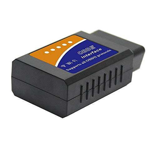 Diuspeed Herramienta de escáner Detector de fallas de Coche elm327