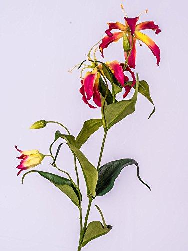 Kunstblume 10 cm