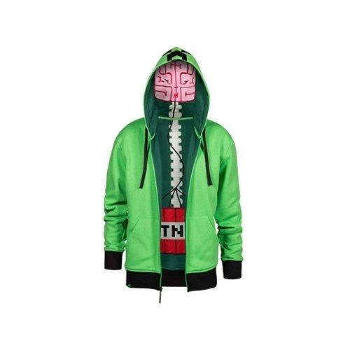 J!NX - Sudadera con capucha - para hombre verde verde X-Large