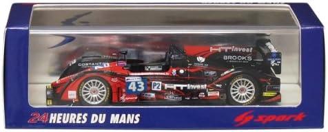Spark - S3722 - Véhicule Miniature - Modèle À L'Échelle - Norma Mp 2000 Judd Lmp2 - Le Mans 2012 - Echelle 1/43   En Gros