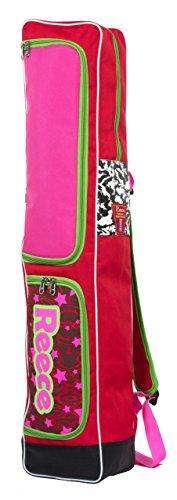 Reece Hockey Junior Hockeyschläger Tasche - red, Größe Reece:NO SZ Hockey Tasche