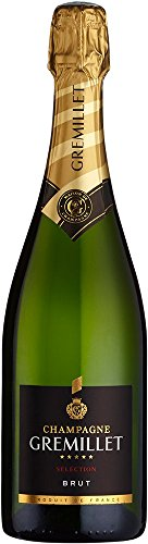 Champagne Gremillet Sélection Brut (in Gift Box) Nv. Champagne, France. (pinot Noir, Chardonnay) 6 X 75cl