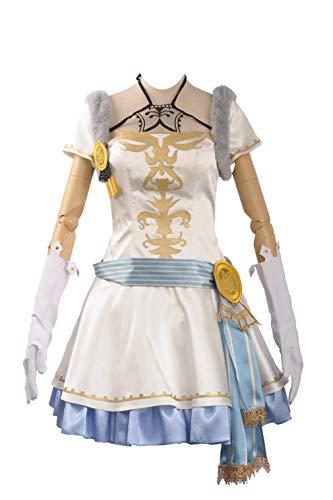 Love Live! School Idol Project Minami Kotori Cosplay Kostüm Damen Blaue XL (Kotori Cosplay Kostüm)