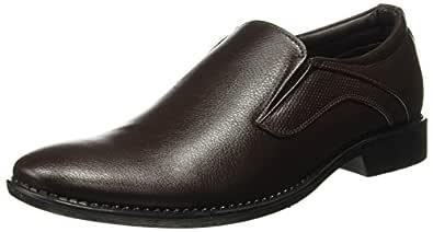 BATA Men's Tommen Brown Formal Shoes-7 UK/India (41 EU) (8514340)