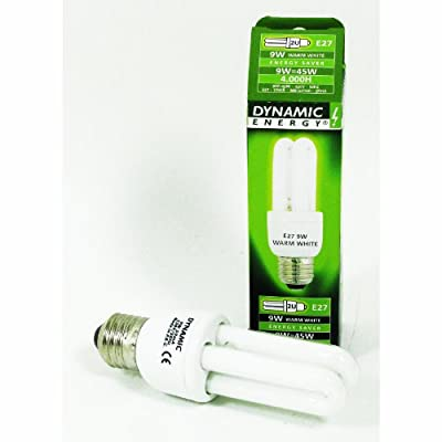 Energiesparlampe E27 von DYNAMIC ENERGIE auf Lampenhans.de