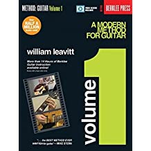 [(A Modern Method for Guitar - Volume 1: Book with More Than 14 Hours of Berklee Video Guitar Instruction)] [Author: William Leavitt] published on (January, 2015)