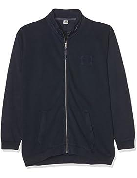 Lerros Herren Sweatshirt Große Größen, Felpa Uomo