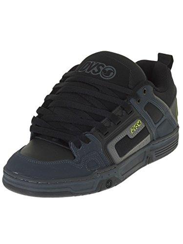 Chaussure DVS Comanche Gris Noir Lime