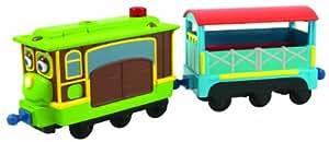 Chuggington Zephie and Passenger Car