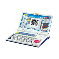 Kid's English Learner Laptop With 20 Activities