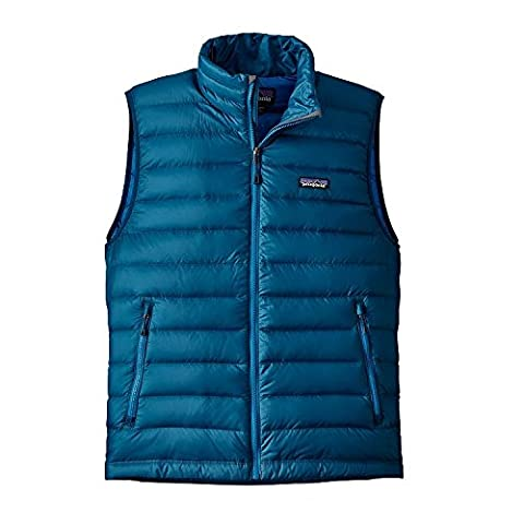 PATAGONIA MEN'S DOWN SWEATER VEST 84622 BSRB 84622