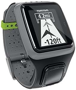 TomTom GPS Montre de Sport avec moniteur de fréquence cardiaque Par TomTom
