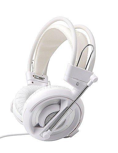 LEBULI E-Blue Cobra Series Professional Gaming Headset , white LIU8