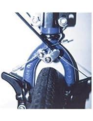 Trailgator Trail-Gator - Remolque para bicicletas  ( barra de remolque, infantil ) ), color azul