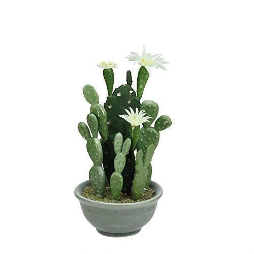 8-decorative-artificial-spring-cactus-in-ceramic-vase-by-allstate