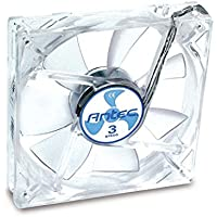 Antec TriCool Speed Clear Ventola, 120 mm,
