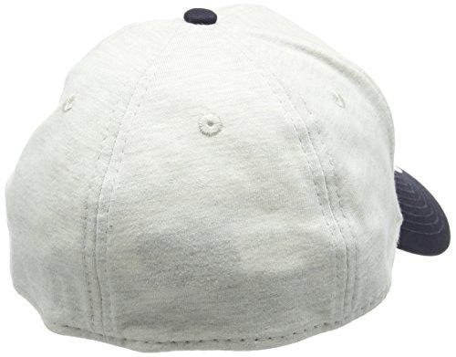 New Era Jersey York Yankees 39thirty, Casquette de Baseball Homme Ecru - Off-White (Stone)