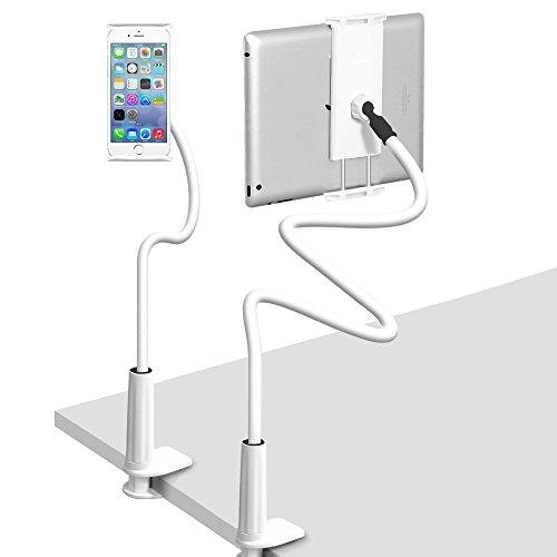 14 99 zilong support de tablette support ipad et iphone support tlphone bras flexible avec. Black Bedroom Furniture Sets. Home Design Ideas