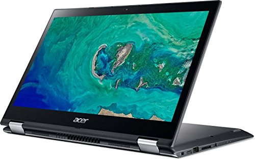 Acer NX.GZREG.008 Laptop (Intel Core i5-8250U Prozessor, 8GB RAM, Intel UHD Graphics 620, Win 10) Grau