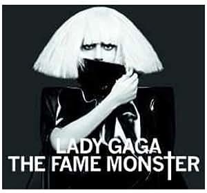 LADY GAGA-THE FAME MONSTER CD