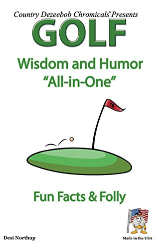 Golf  Wisdom and Humor