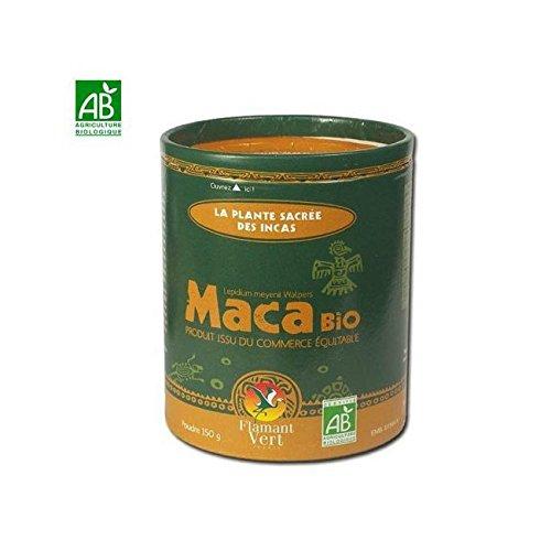 Flamant Vert Maca Bio du Pérou Poudre 150 g