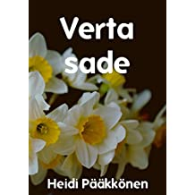 Verta sade (Finnish Edition)