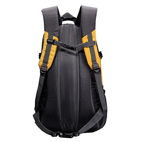 Yy.f Militärische Taktik Angreifen Taschen Rucksäcke Militär Bug Out Bag Rucksack Kleiner Rucksack Im Freien Wandern Camping Wandern. Multicolor Yellow