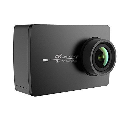 YI IP Cámara Wifi Cámara de Vigilancia Interior 720P Cámara de Seguridad 360° con Detección de Movimiento, Visión Nocturna, Audio bidireccional, Seguridad para casa compatible con iOS, Android, YI Servicio de nube disponible (Blanco)