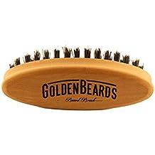 D' oro Barba–Pennello da barba, setole naturali