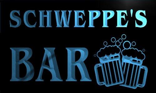 w035276-b-schweppe-name-home-bar-pub-beer-mugs-cheers-neon-light-sign-barlicht-neonlicht-lichtwerbun