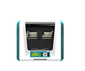 XYZ Printing da Vinci Jr. 1.0 w 3D printer (fully assembled), Wireless, FREE for: £12 300g PLA filament, £15 maintenance tools, modelling software, and video tutorials, 15x15x15cm Built Vol, Auto-feeding Filament