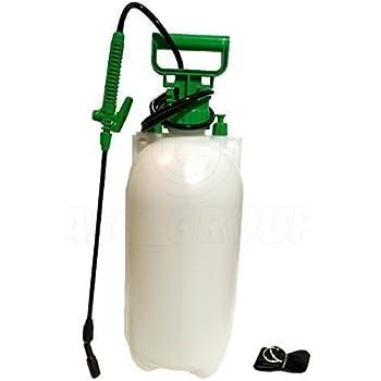 Weed, Pressure Sprayer (8L Litre) - Knapsack, Shoulder Strap, Manual Pump