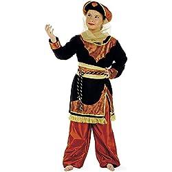 Limit Sport Disfraz de Jasmín caldera para niños, talla 4 (MI313)