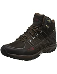North Face M Litewave Explore Mid Gtx - zapatos da caminata y excursionismo Hombre