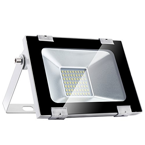 Yuanline Cool White LED reflector exteriores 30W 3000LM