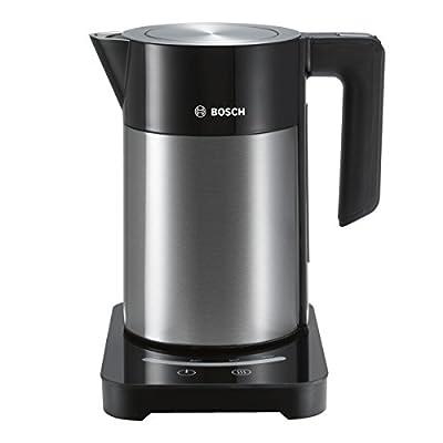 Bosch TWK7203 Bouilloire Noir/Inox 1,7 L 2200 W