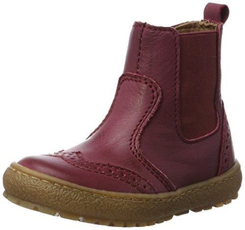 Bisgaard Unisex-Kinder Stiefelette Chelsea Boots, Pink (4000 Pink), 27 EU