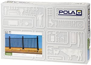 POLA 330953  - Valla de hierro importado de Alemania