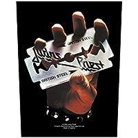 Judas Priest British Steel–[espalda parche, impreso] [BP654]