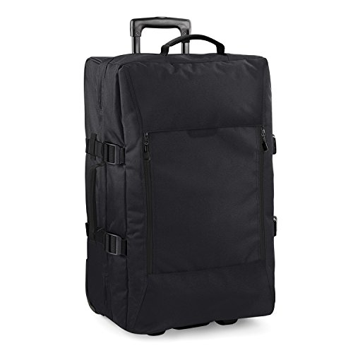 Bagbase - Valise à roulettes (75 litres) (Taille unique) (Noir)