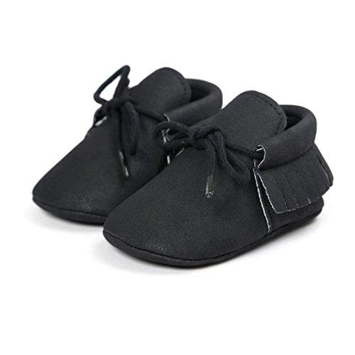 Com Cor O Macio Faz Acordo Kingko® Preto O Bebê Sua Muito Para Fetch Quente E Sneakers Confortável Material de Favorita Criança XqwqBOtZ