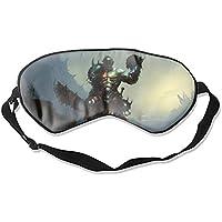 Fantasy Orc Creature Schwert Warrior Augenmaske, Schlafmaske preisvergleich bei billige-tabletten.eu